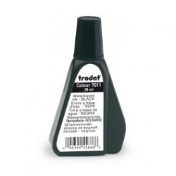 Краска черная Trodat 7011 для бумаги