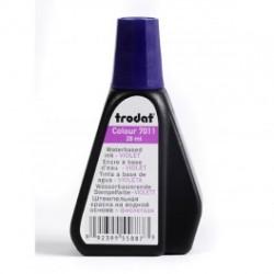 Краска фиолетовая Trodat 7011 для бумаги