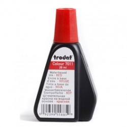 Краска красная Trodat 7011 для бумаги
