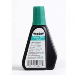 Краска зеленая Trodat 7011 для бумаги