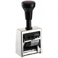 Нумератор с автоматическим переключением 6 разрядный Reiner B6/6 корпус металл