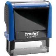 47х18мм Trodat 4912 (Австрия) автоматическая оснастка